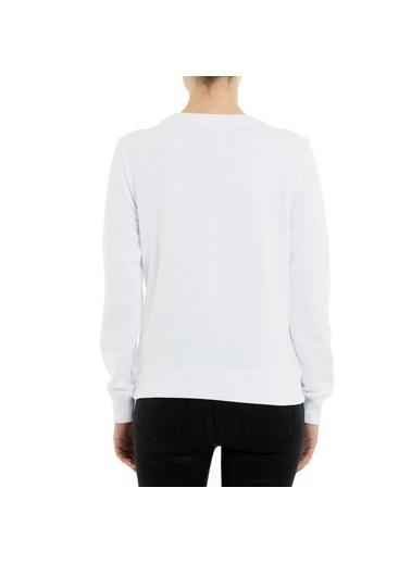 Armani Sweatshirt Beyaz